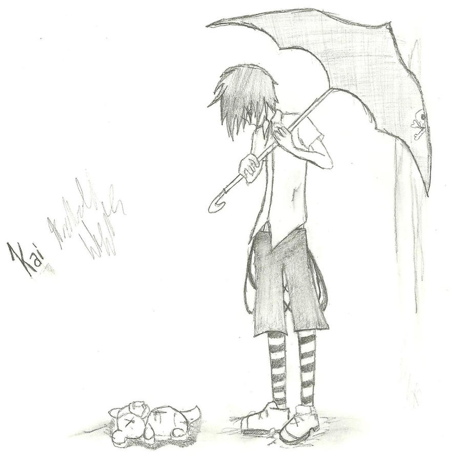emo anime guy 3 by rayrayloser11 on deviantart