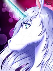The Last Unicorn Redraw 2020