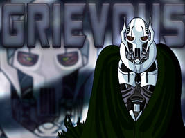 General Grievous by Dracolord