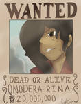 Rina Wanted by KayceInk