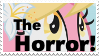 The Horror Stamp by caffeinejunkie