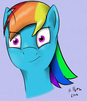 Rainbow Dash Practice 06/14