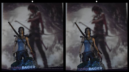 Tomb Raider Stereographic
