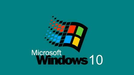 Windows 10 Wallpaper (95 Style)