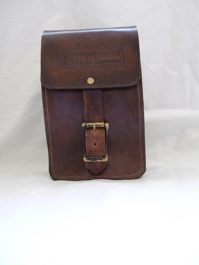 Weta Leather Bag O1 by JadedSphnix-Stock