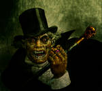 Mr Hyde..A Friend of Dr Jekyll