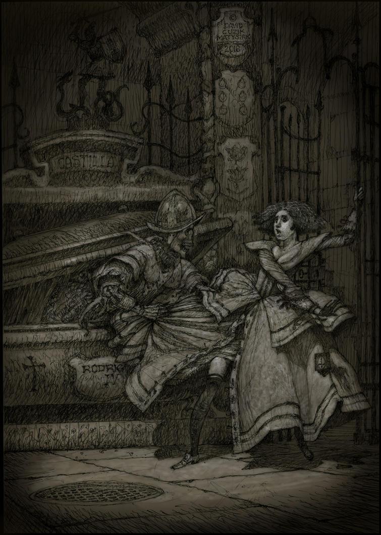 The Return Of Don Rodrigo. by fenice8