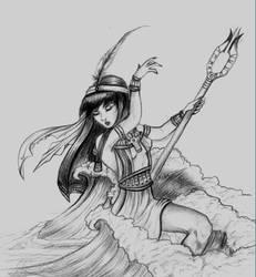 Ma'at, Goddess of Balance