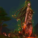 Hellenic Mythology - Gaia, The Earth Mother