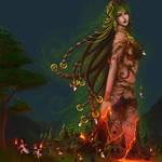 Hellenic Mythology - Gaia, The Earth Mother