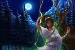 Hellenic Mythology - Artemis, Goddess of the Hunt