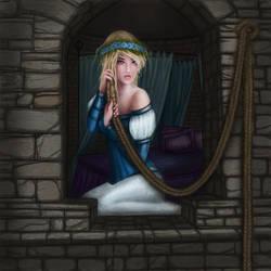 LFF - Rapunzel by EmanuellaKozas