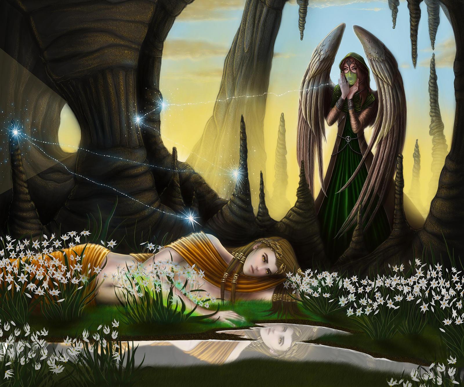 Echo greek mythology