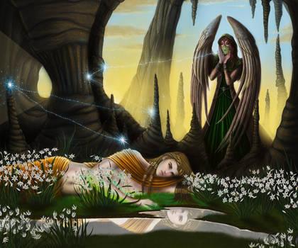 Hellenic Mythology - Echo and Narcissus