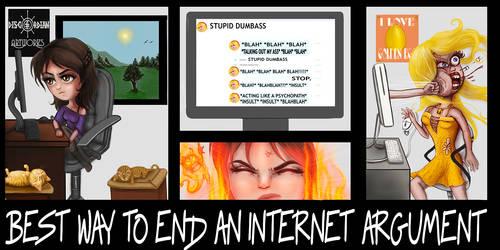 Internet Arguments by EmanuellaKozas