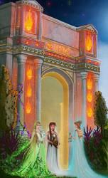 Hellenic Mythology - Horae by EmanuellaKozas