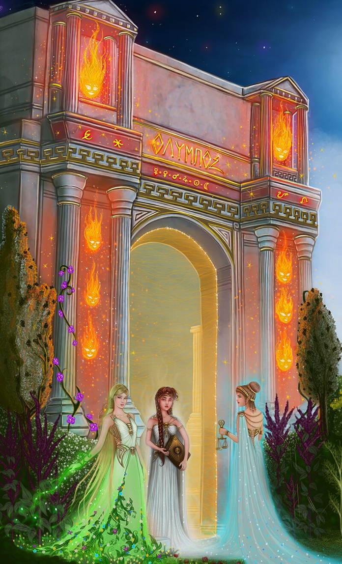 Hellenic Mythology - Horae