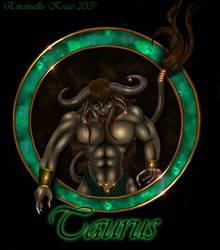 Taurus by EmanuellaKozas
