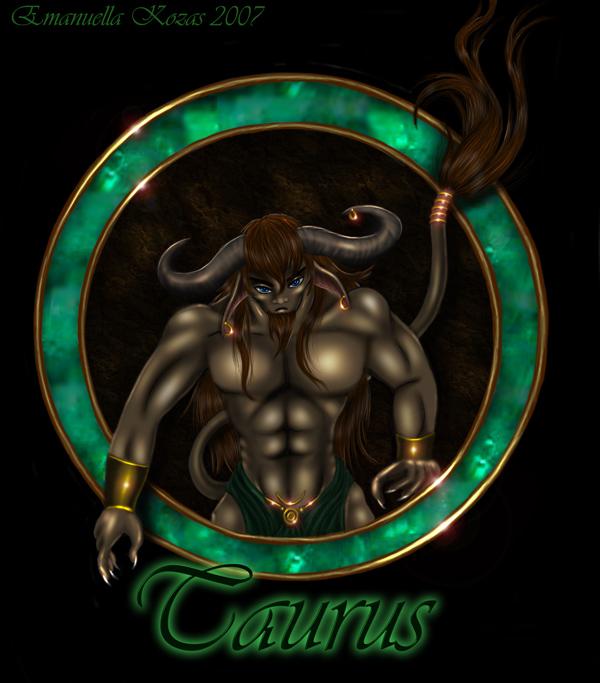 Taurus Wallpaper: Taurus By EmanuellaKozas On DeviantArt
