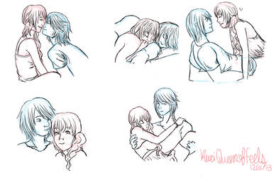 Noerah doodles 2 by ilovezsora