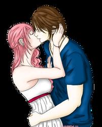 Kiss by ilovezsora