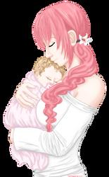 Mama Serah by ilovezsora