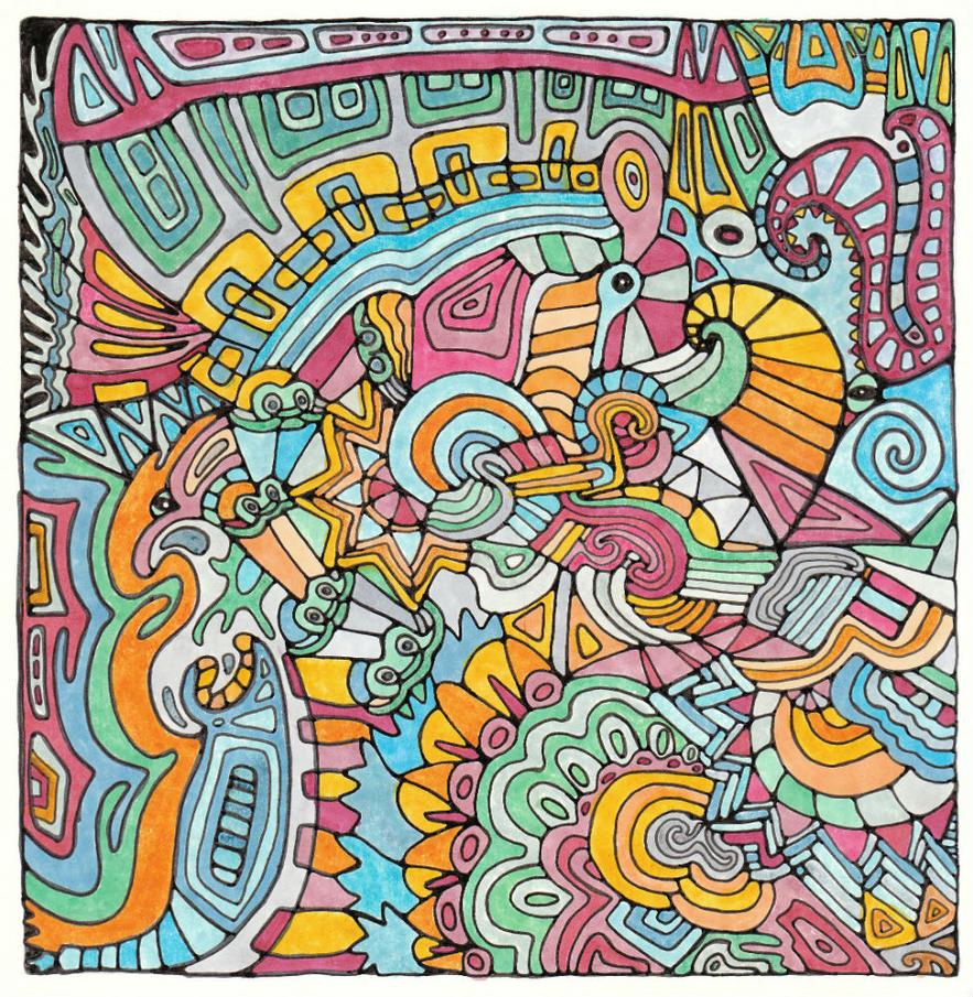 doodle by midevil