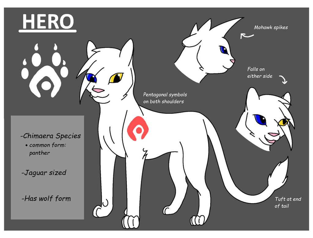 Hero Reference Sheet by HerosBane2854