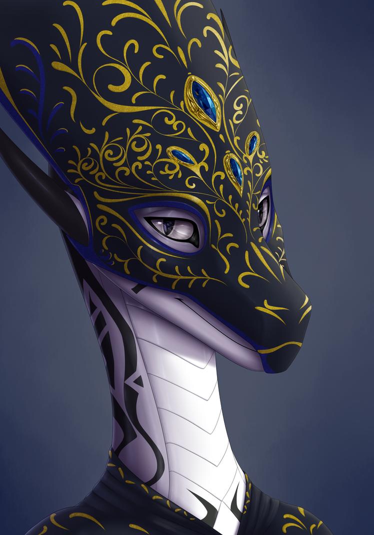 Masquerade by Arcindrus