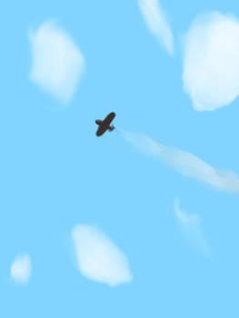 Day: blue sky