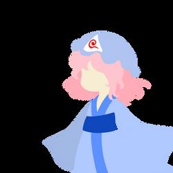 Kimono Yuyuko