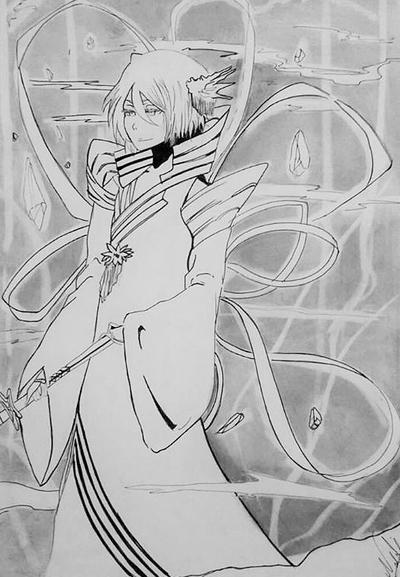 Rukia by dannawi