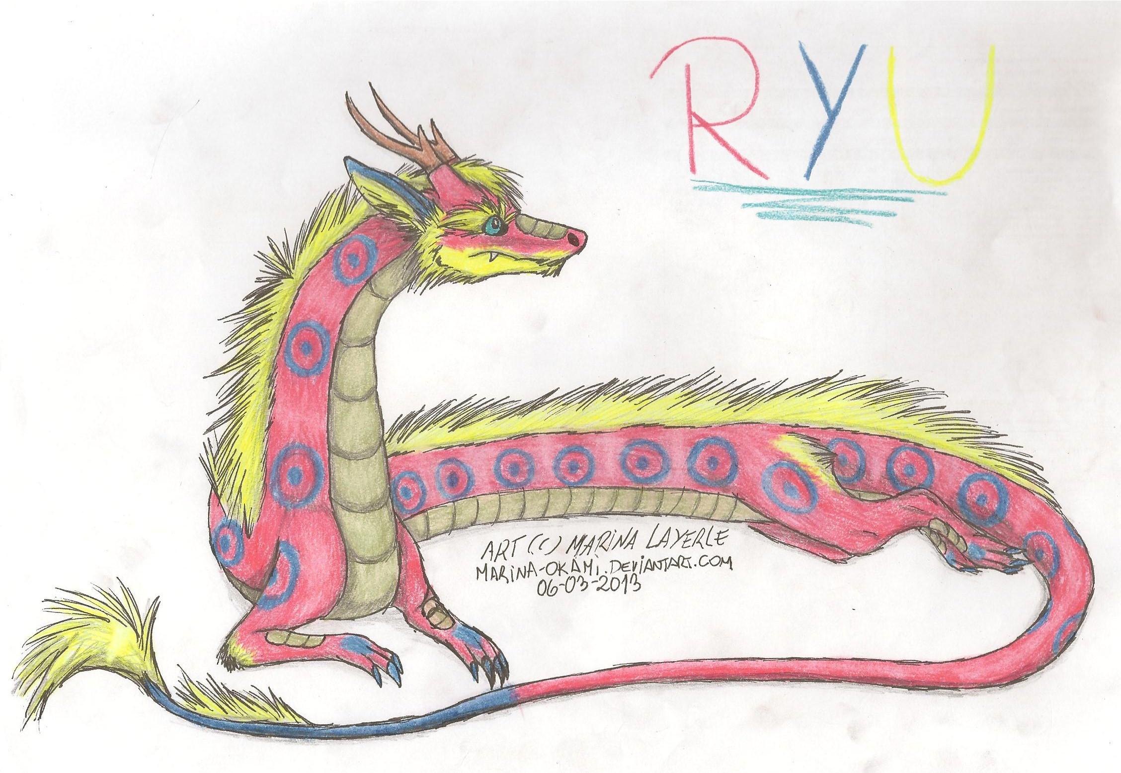 Ryu by Marina-Okami