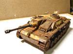 Rusted Stug III.