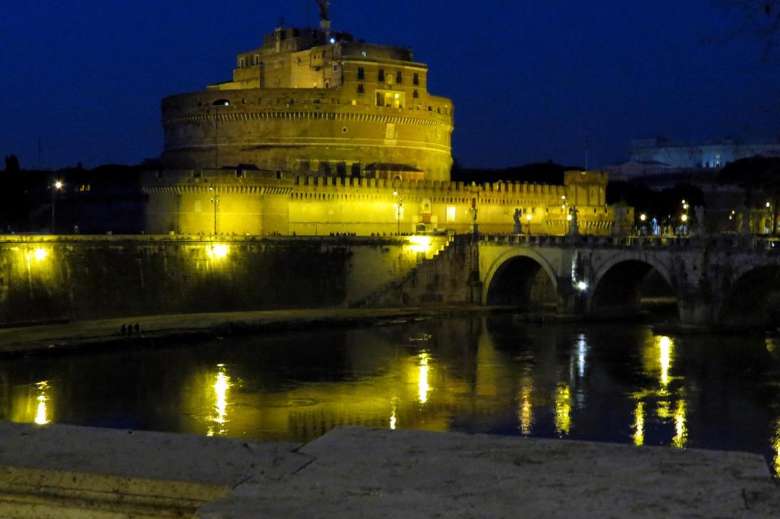 Castel Sant'Angelo ... by DemonSD