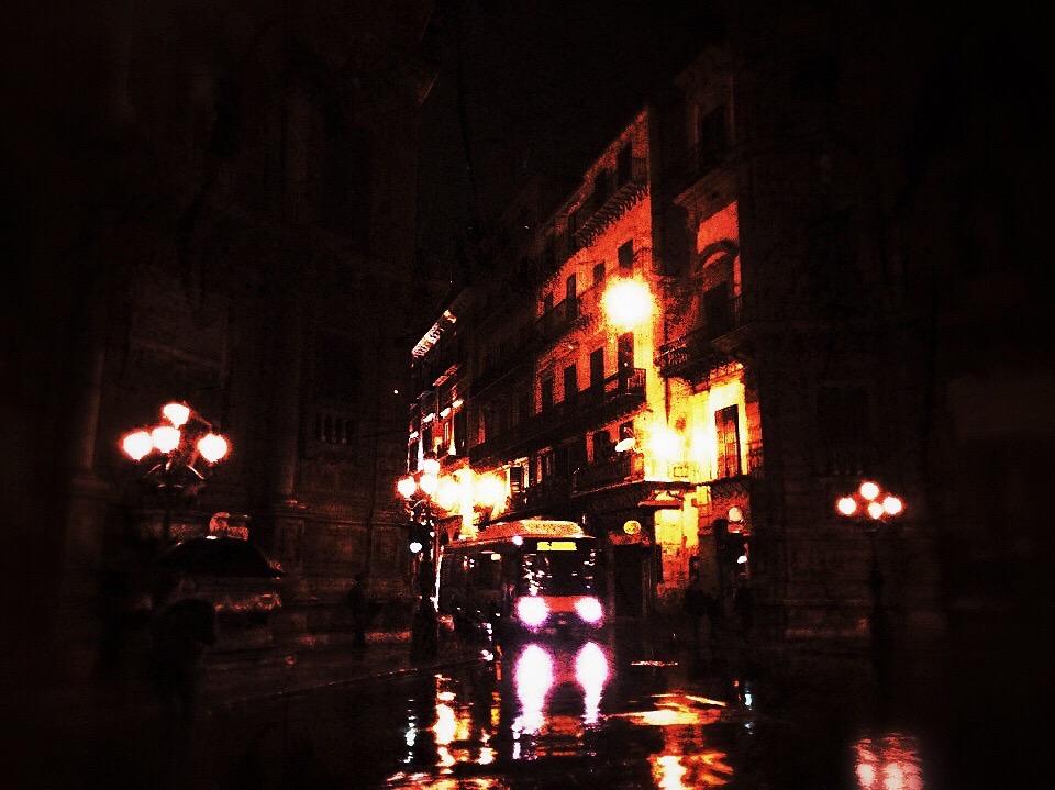 noch' Palermo... by DemonSD