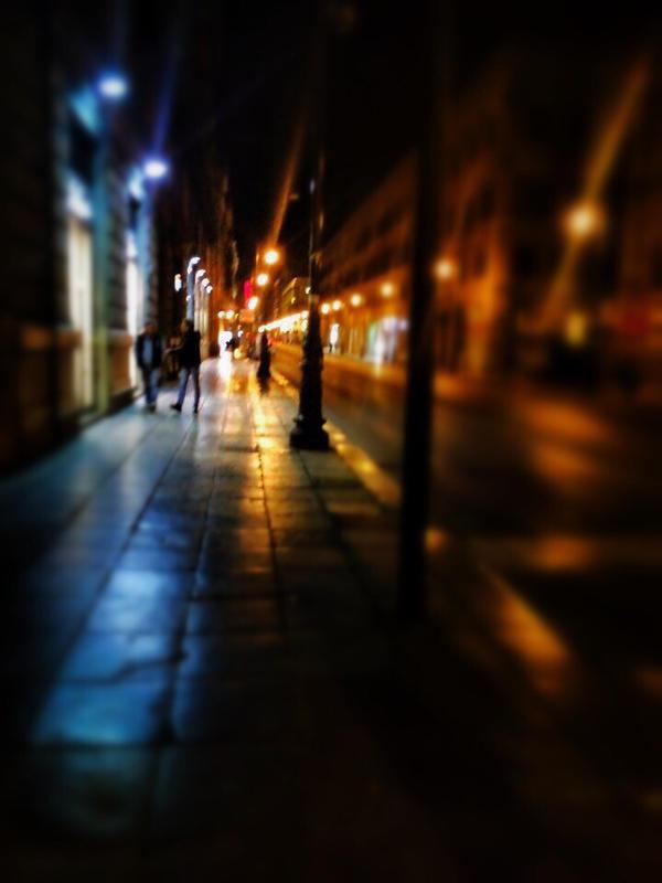 night city. Palermo... by DemonSD