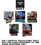 Inside Out Thomas Edition