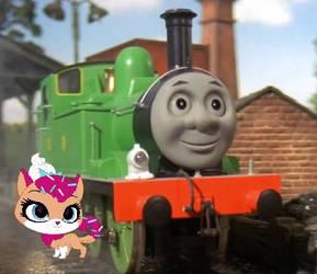 Oliver and Sugar Sprinkles by Flurr4
