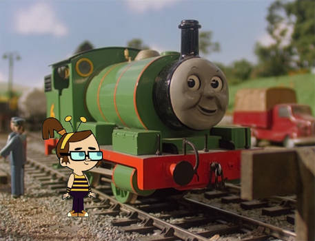 Percy and Beth