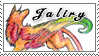 Jaliry Stamp by AlleyCat042