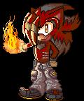 .:Burning:. by RedBlastie