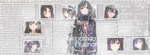 Yukinoshita Oregairu Cover