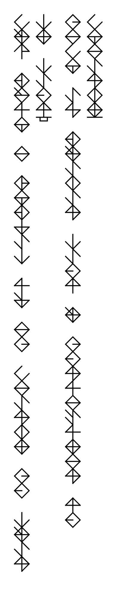 Third Code by foxgamer01