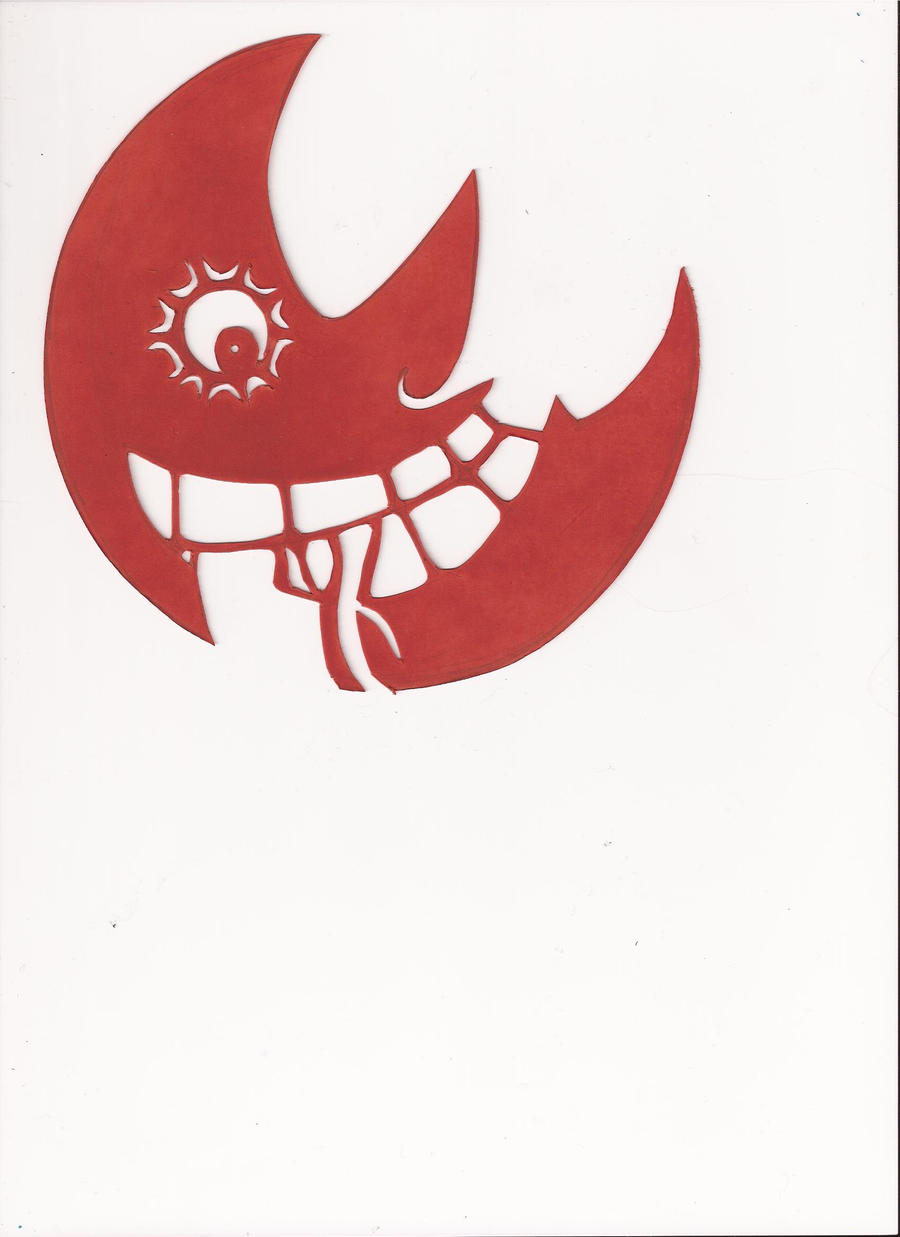 Soul eater moon by canadacacomiclover on deviantart