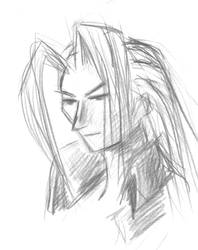 Sephiroth by prositen