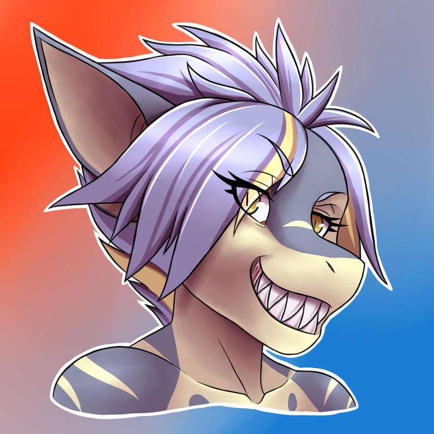 Commission Sharko #6 by MegaBlack0X
