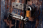Homestead Stock: Under Lock