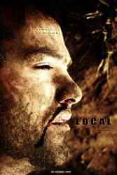 Local Posters - Life in a Hole