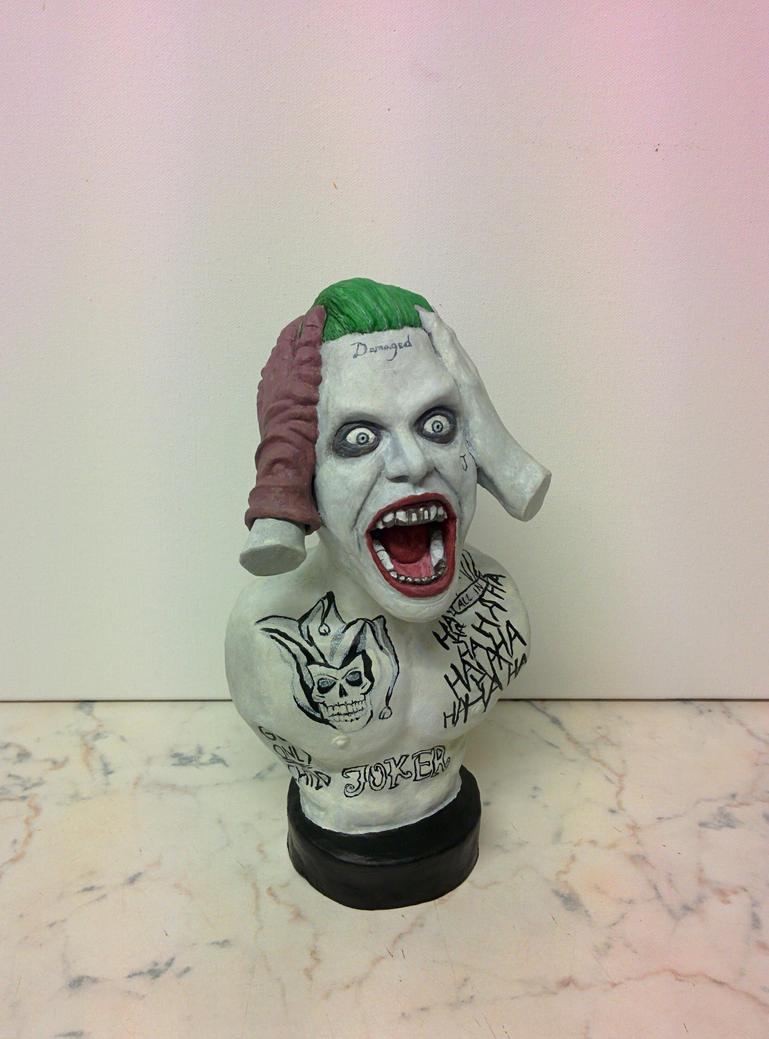 The Joker by creaturecreationUK
